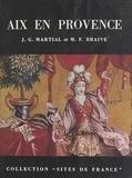 Michel-François Braive et J.-G. Martial - Aix-en-Provence.