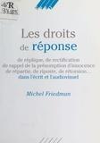 Michel Friedman - .