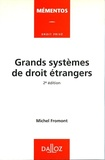 Michel Fromont - Grands systèmes de droit étrangers.