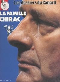 Michel Gaillard et  Le Canard Enchaîné - La famille Chirac.