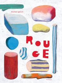 Michel Galvin - Rouge.