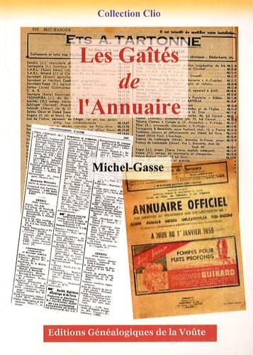 Michel-Gasse - Les gaîtés de l'annuaire.