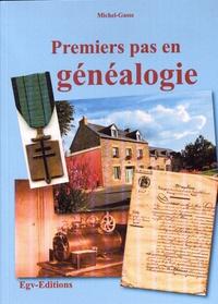 Michel Gasse - Premiers pas en généalogie.