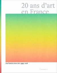 Michel Gauthier et Marjolaine Lévy - 20 ans d'art en France - Une histoire sinon rien, 1999-2018.