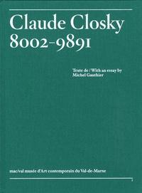 Michel Gauthier et Claude Closky - Claude Closky, 8002-9891.