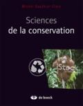 Michel Gauthier-Clerc et François Mesléard - Sciences de la conservation.