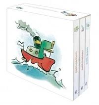 Michel Gay - Petit camion, petit bateau, petit avion - Coffret 3 volumes.