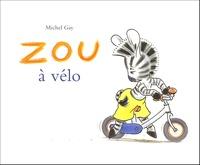 Michel Gay - Zou à vélo.