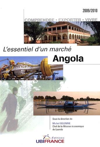 Michel Gélénine - Angola.