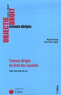 Travaux dirigés de droit des sociétés - Vingt-cinq études de cas.pdf