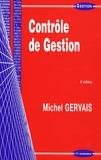 Michel Gervais - Contrôle de gestion.