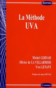 La méthode UVA - Michel Gervais |