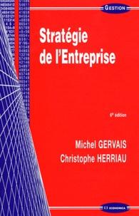 Stratégie de l'entreprise - Michel Gervais |