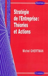 Histoiresdenlire.be Stratégie de l'entreprise : théories et actions Image