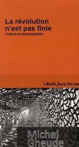 Michel Gheude - La révolution n'est pas finie.