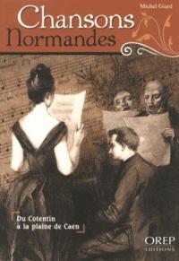Chansons normandes - Du Cotentin à la plaine de Caen.pdf