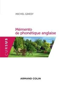 Accentsonline.fr Mémento de phonétique anglaise - Avec exercices corrigés Image