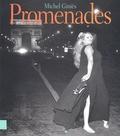 Michel Giniès - Promenades avec les stars en liberté dans les rues de Paris.