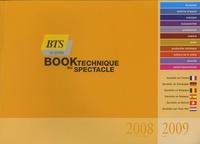 Michel Gladyrewsky - Book technique du spectacle 2008-2009.