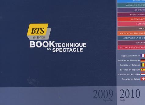 Michel Gladyrewsky - Book technique du spectacle 2009-2010.