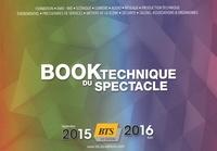 Michel Gladyrewsky - Book Technique du Spectacle 2015-2016.