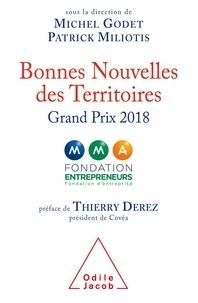 Michel Godet et Patrick Miliotis - Bonnes nouvelles des territoires - Grand Prix 2018.
