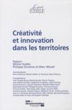 Michel Godet et Philippe Durance - Créativité et innovation dans les territoires.