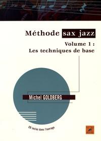 Méthode sax jazz - Volume 1, Les techniques de base.pdf
