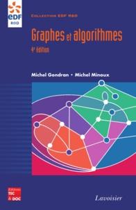 Michel Gondran et Michel Minoux - Graphes et algorithmes.
