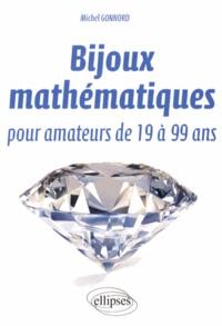 Deedr.fr Bijoux mathématiques pour amateurs de 19 à 99 ans Image