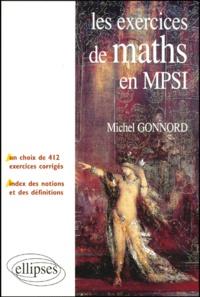 Les exercices de Maths en MPSI.pdf