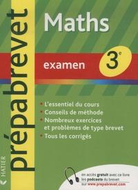 Histoiresdenlire.be Mathématiques 3e - Examen Image