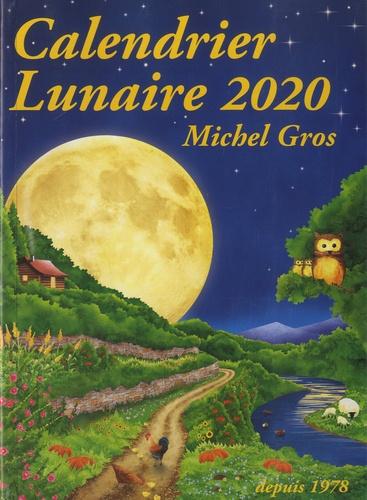 Calendrier lunaire  Edition 2020