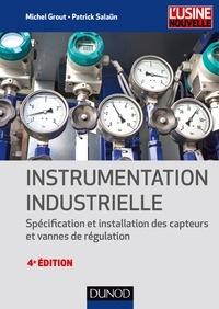 Instrumentation industrielle - Spécification et installation des capteurs et vannes de régulation.pdf