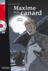 Michel Guillou - LFF B1 - Maxime et le canard (ebook).