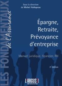 Deedr.fr Epargne, retraite, prévoyance d'entreprise - Manuel juridique, financier, RH Image