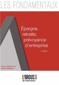 Michel Hallopeau - Epargne, retraite, prévoyance d'entreprise.