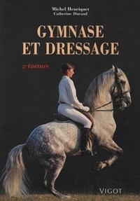 Michel Henriquet - Gymnase et dressage.