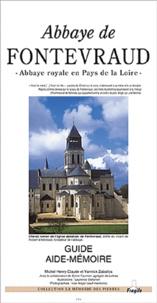 Michel Henry-Claude et Yannick Zaballos - Abbaye de Fontevraud - Abbaye royale en Pays de la Loire.