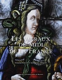 Michel Hérold - Les vitraux du Midi de la France - Région Occitanie Région Sud Provence-Alpes-Côte d'Azur.