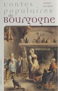 Michel Hérubel - Contes populaires de Bourgogne.