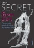 Michel Hilaire et Pierre Stépanoff - Dans le secret des oeuvres d'art - Campagnes de restauration au musée Fabre.