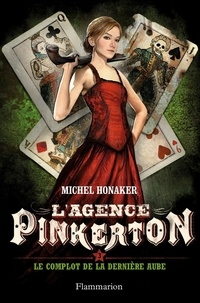 Histoiresdenlire.be L'agence Pinkerton Tome 3 Image