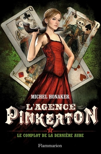 L'agence Pinkerton Tome 3 Le complot