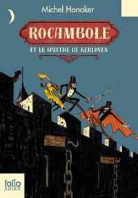 Michel Honaker - Rocambole et le spectre de Kerloven.