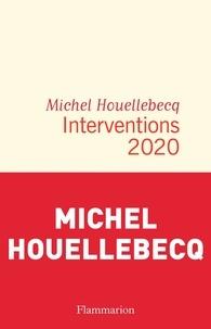 Michel Houellebecq - Interventions 2020.