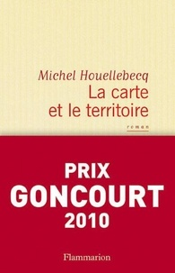 La carte et le territoire - Michel Houellebecq - Format PDF - 9782081256712 - 7,99 €
