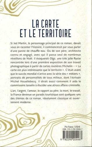La carte et le territoire  Edition de luxe