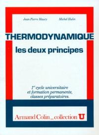 Michel Hulin et Jean-Pierre Maury - .