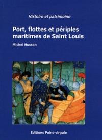 Port, flottes et périples maritimes de Saint Louis.pdf